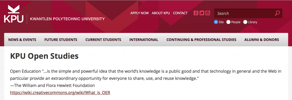 Creative Commons for Academics, Community Stakeholders and Business Leaders